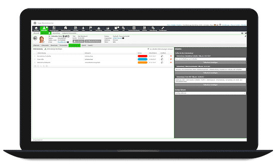 Sage HR Suite | Mitarbeiterportal - Personalentwicklung