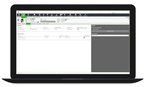 Sage HR Suite | Mitarbeiterportal - Ziele & Feedback