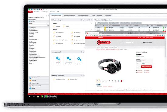 Sage 100 Warenwirtschaft | Verkauf & Online-Handel